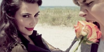 Fue para la revista Elle. Foto:vía Elle Magazine