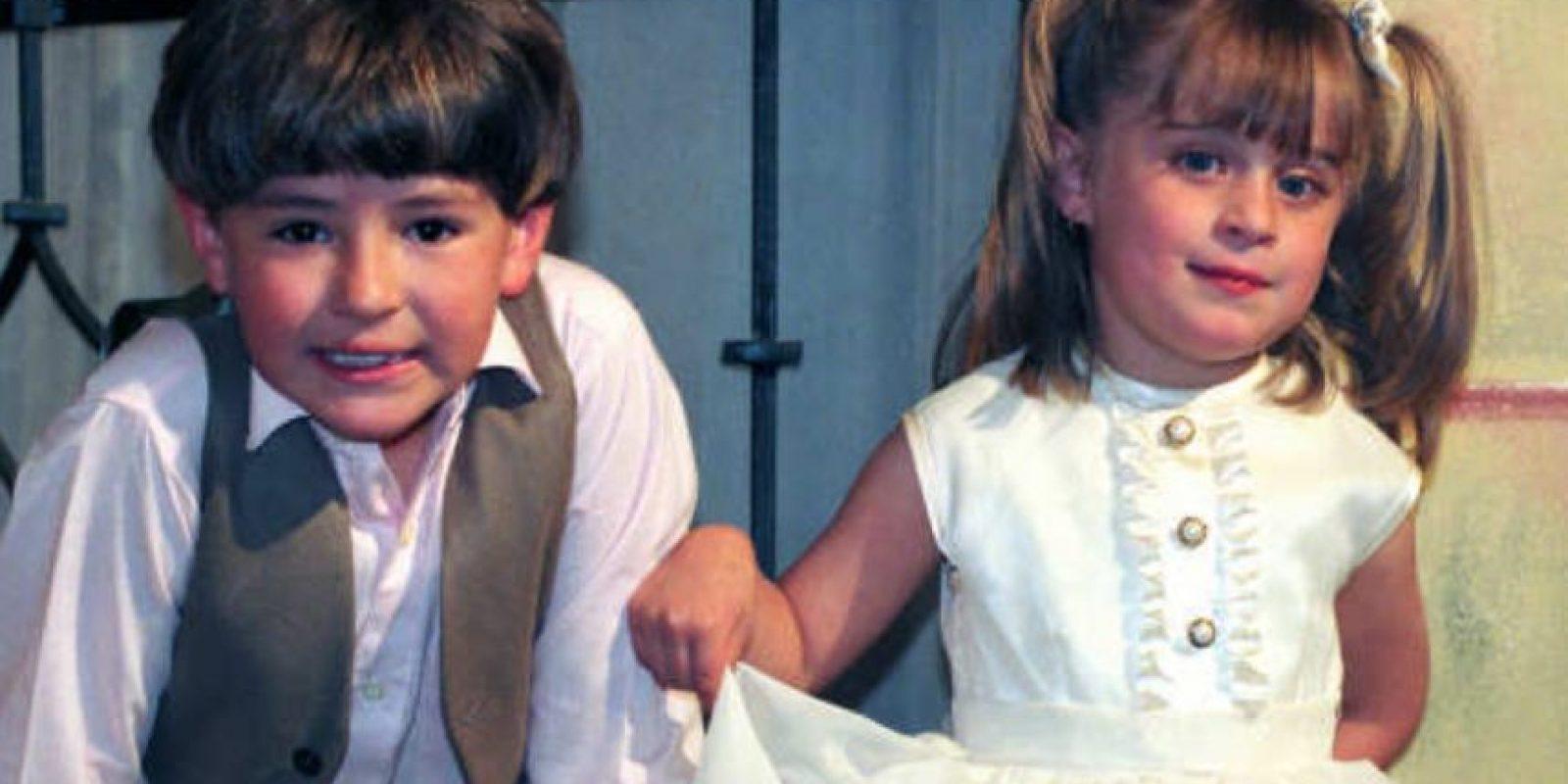 Fueron interpretados por María Solares y Sergio Miguel. Foto:vía Televisa