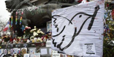 Así recordaron en las calles a los falelcidos Foto:AFP