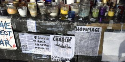 En ellos murió el editor principal de Charlie Hebdo Foto:AFP