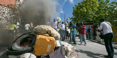 Cuatro meses de disturbios por los resultados electorales. Foto:AGENCIAS