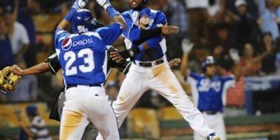 Los Tigres ganan el octavo partido seguido en el béisbol dominicano