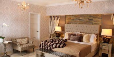 Decorar tu habitación a tu estilo te hará sentir identificado. Foto:cortesía de karina Fabia