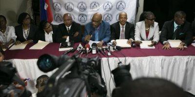 Renuncia uno de los miembros del órgano electoral haitiano en medio de crisis