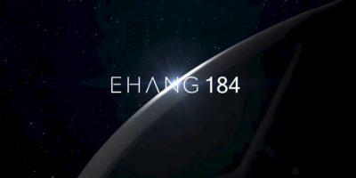 "Video: ""EHANG184"", el primer dron que transporta pasajeros"