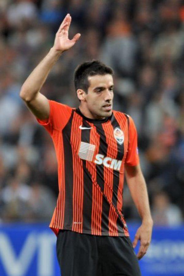 Deslumbró con el Shakhtar Donetsk hasta junio de 2015, pero ahora se encuentra sin equipo Foto:Getty Images