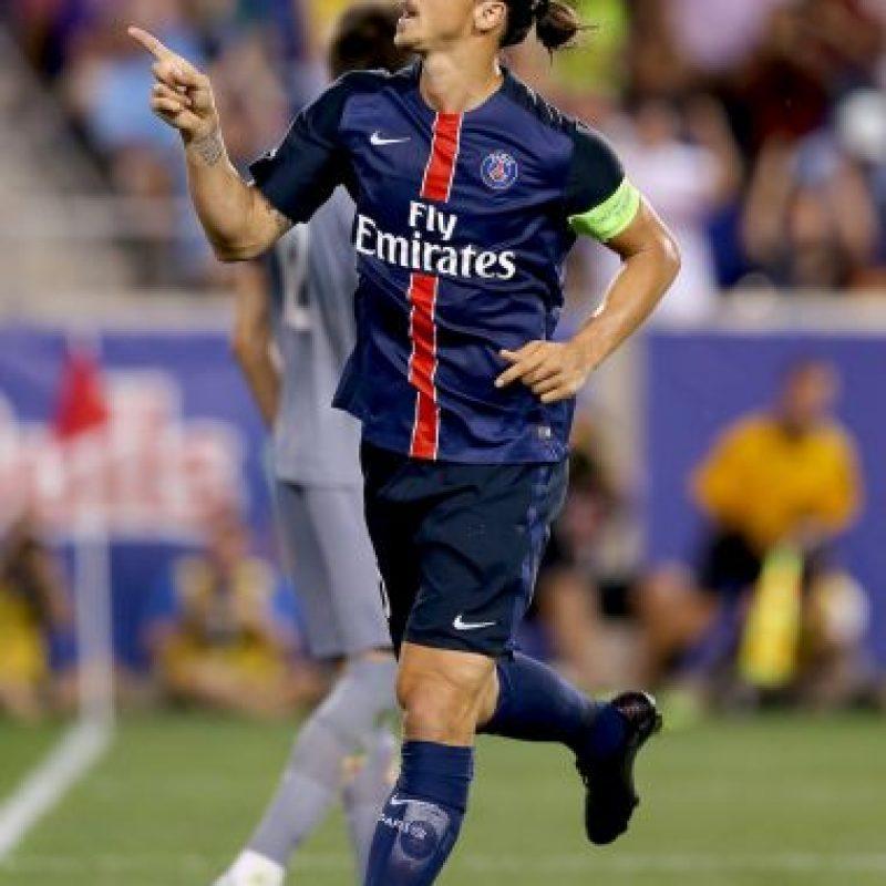 5. París Saint-Germain Foto:Getty Images