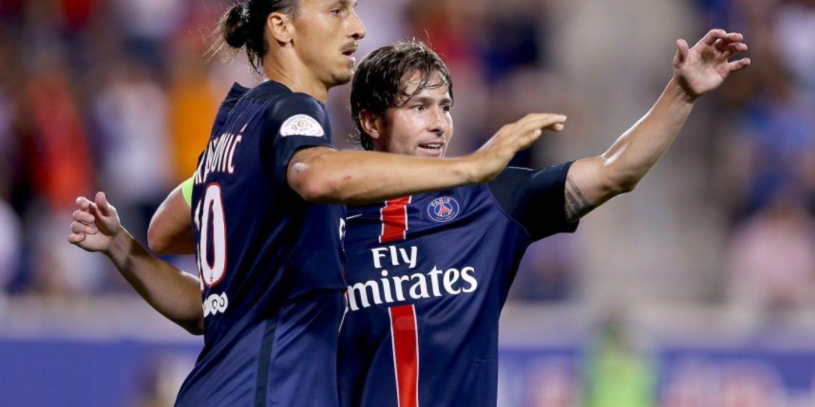 El mejor club francés Foto:Getty Images