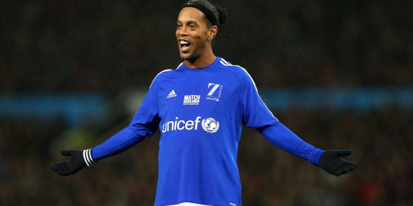 El año pasado, solo permaneció un mes con el Fluminense y después rescindió su contrato de dos años Foto:Getty Images