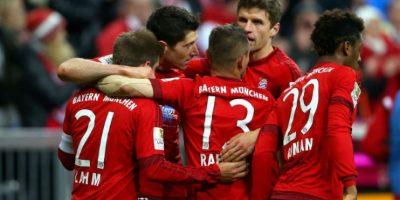 Es el club número uno de Alemania Foto:Getty Images