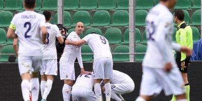 8. Fiorentina (Italia) Foto:Getty Imgaes