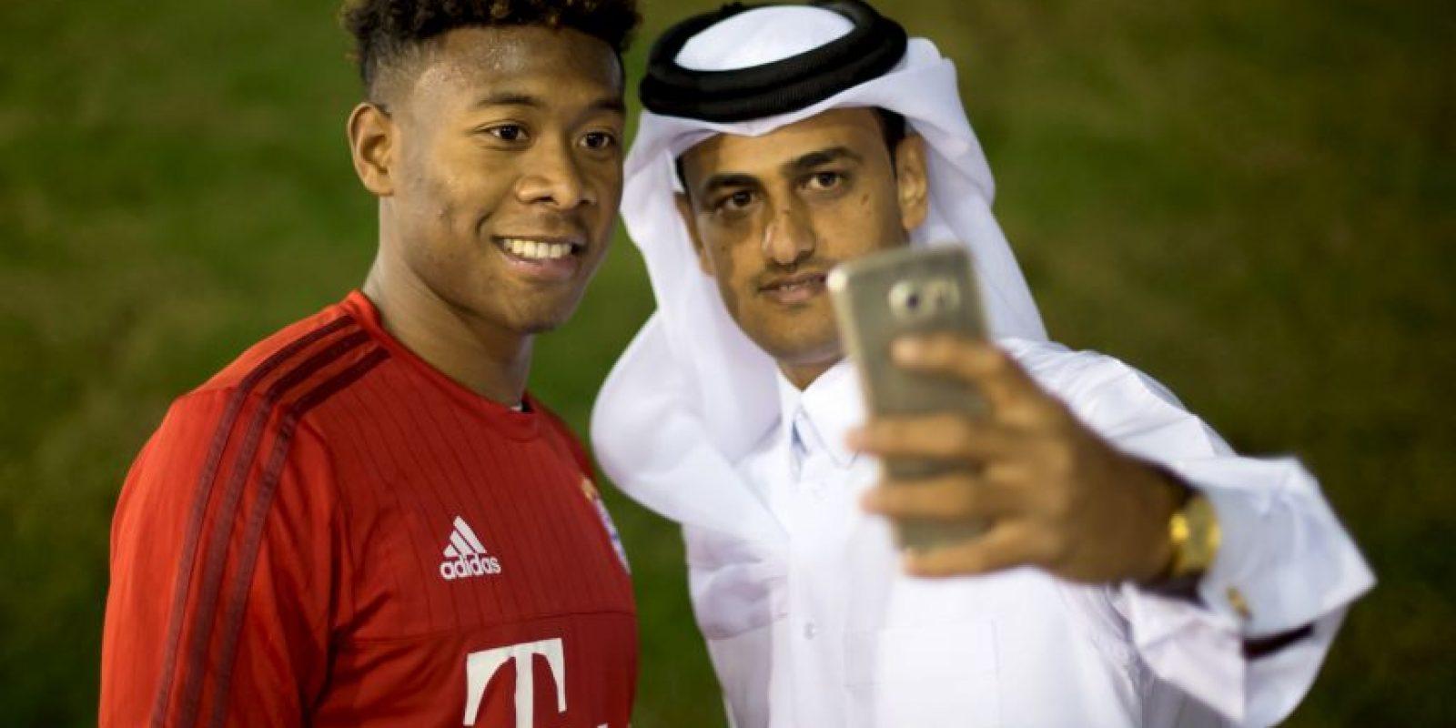Es el único piensa llevarse del Bayern Foto:Getty Images