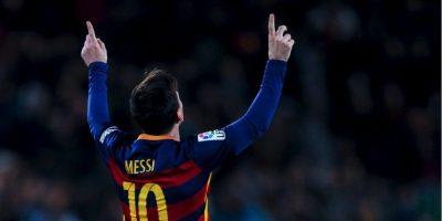 El primero es Lionel Messi Foto:Getty Images