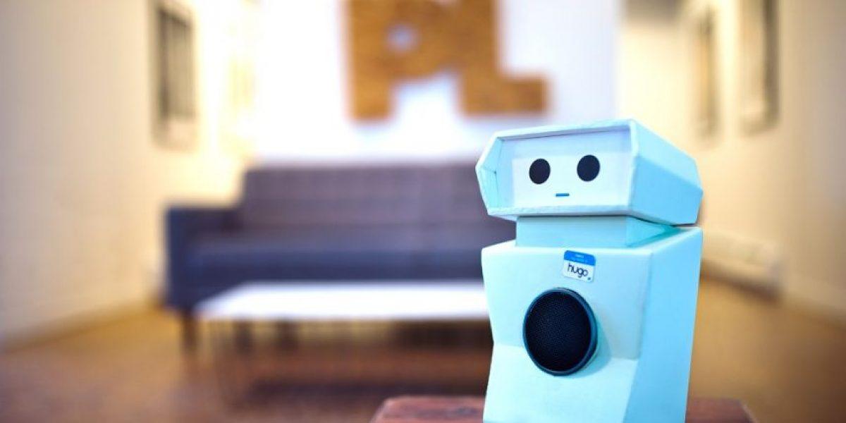 Conoce a Hugo, el robot impulsado por Twitter