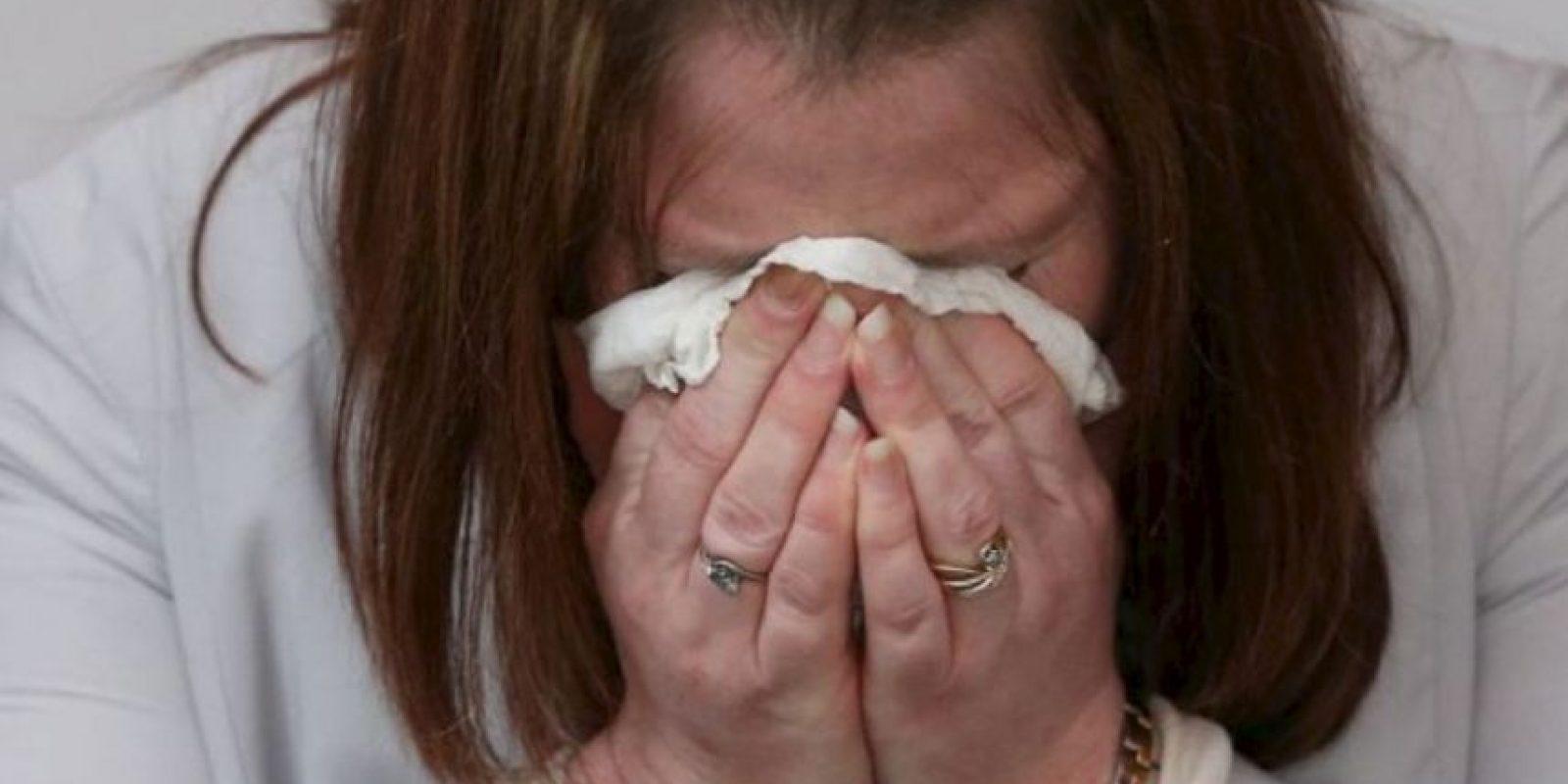 El 25 de noviembre se conmemora el Día Internacional de la Eliminación de la Violencia contra la Mujer. Foto:Getty Images