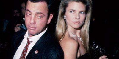 Se casó con Billy Joel en los años 80 (y luego tuvo tres maridos más). Foto:vía Getty Images
