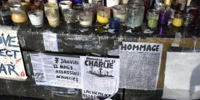 Francia recuerda a las víctimas de la masacre. Foto:AFP