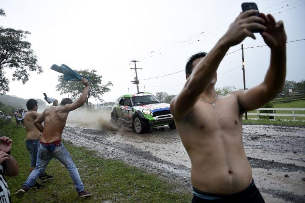 En Argentina, se celebró el Rally Dakar, calificado como una de las ediciones más peligrosas recientemente. Foto:AFP