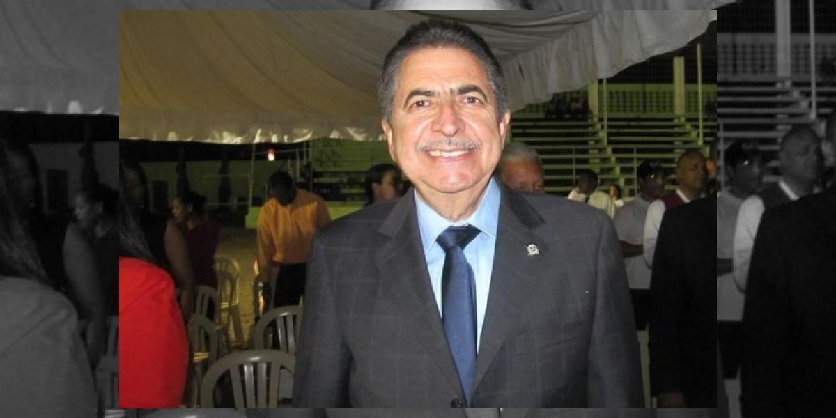 El diputado Franjul Pimentel renuncia del PLD