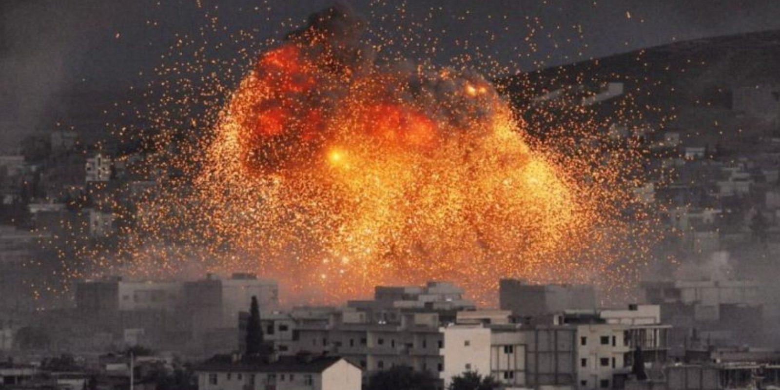 """Estado Islámico pretende ser un estado autosuficiente, por lo que establecerá """"fábricas de producción local militar y de alimentos"""", además de """"zonas seguras aisladas"""" para atender las necesidades locales y ser autosuficientes en suministros. Foto:Getty Images"""