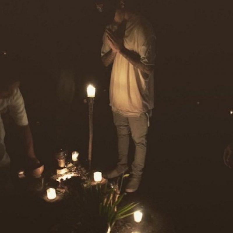 Recientemente, ha fue expulsado de la zona arqueológica de Tulum, Quintana Roo, en México el pasado 7 de enero mientras vacacionaba. Foto:Instagram/justinbieber