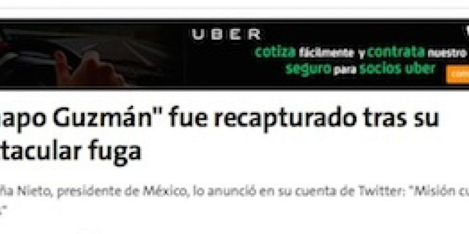 Foto:La Nación