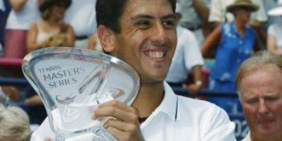 El tenista latino que pasó de ser Top 10 a pesar 122 kilos