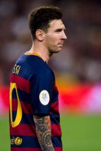1. Lionel Messi (Barcelona/Argentina) Foto:Getty Images