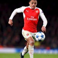 10. Alexis Sánchez (Arsenal/Chile) Foto:Getty Images