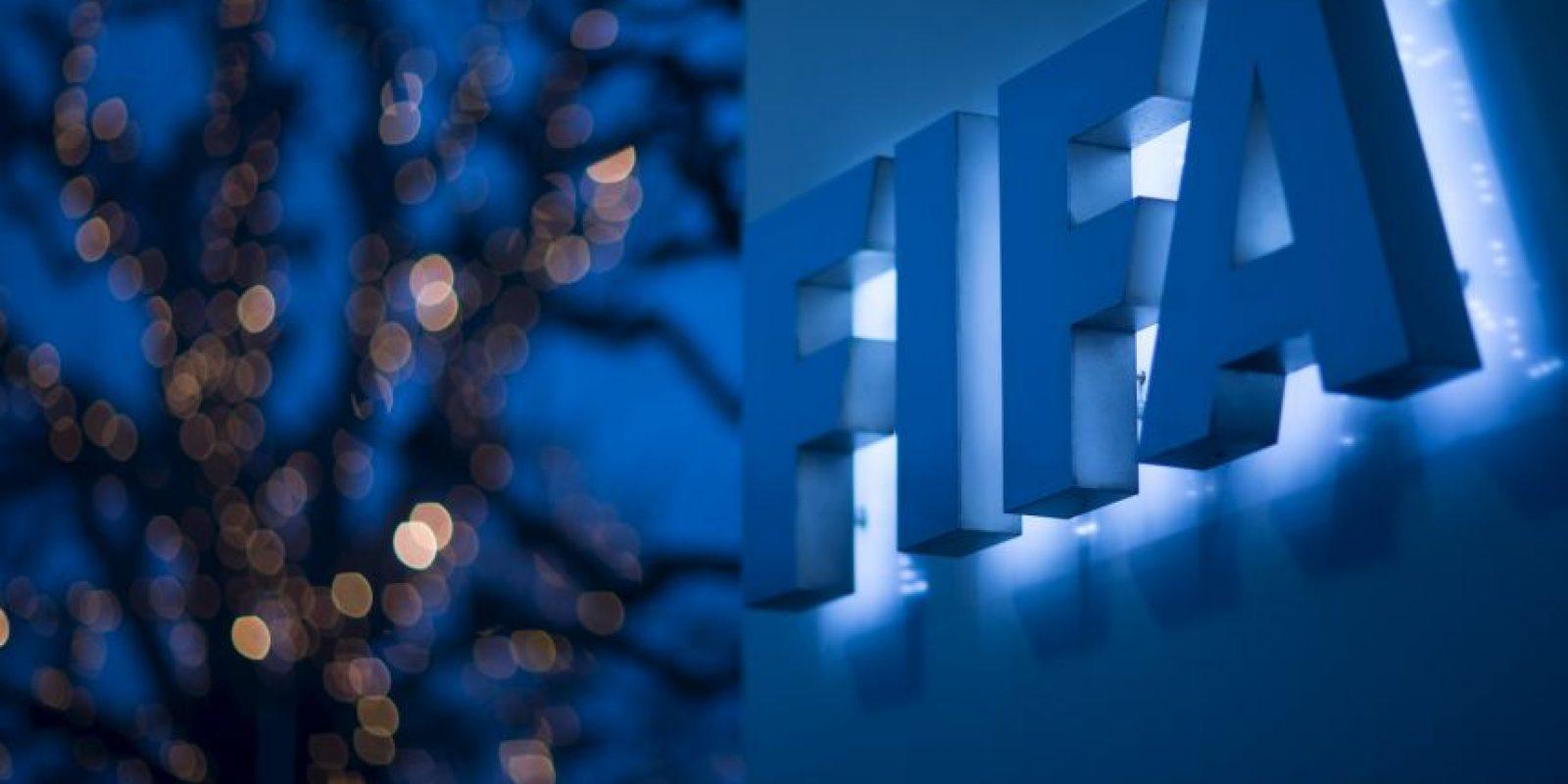 En mayo de 2015, un escándalo de corrupción sacudió a la FIFA. Foto:Getty Images