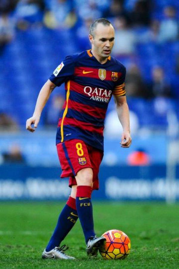 Andrés Iniesta Foto:Getty Images