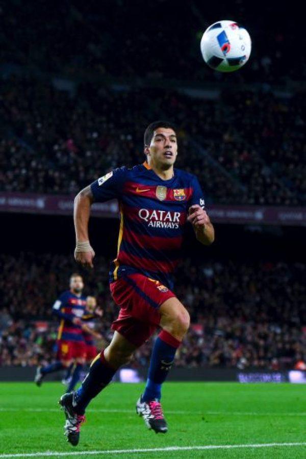 8. Luis Suárez (Barcelona/Uruguay) Foto:Getty Images