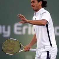 Se retiró del tenis en 2010. Foto:Getty Images
