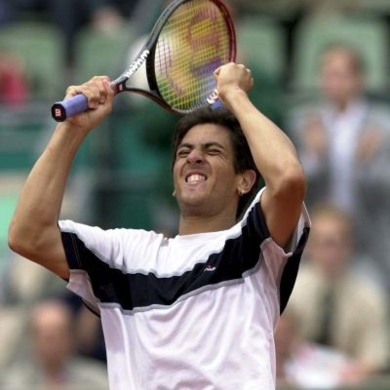 No logró ganar un Grand Slam, pero sí se coronó en otros torneos menores. Foto:Getty Images