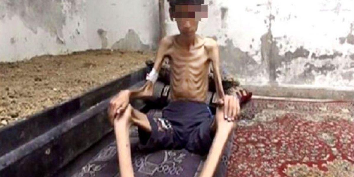 40 mil personas están muriendo de hambre en esta ciudad siria