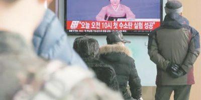 """""""Es poco probable que Norcorea use armas nucleares"""""""