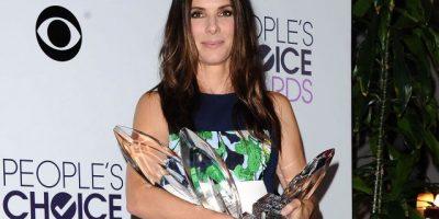 People's Chopice Awards reconoce a Sandra Bullock mejor actriz