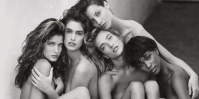 Término referido para una top model que por solo su nombre ya obtenía contratos millonarios. Foto:vía Vogue