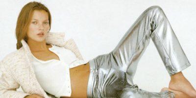 En 1992 se convirtió en la gran supermodelo al aparecer en los anuncios de Calvin Klein. Foto:vía Vogue