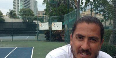 Lugar donde tiene una academia de tenis, la Cañas Tenis Academy. Foto:Vía instagram.com/canastennis