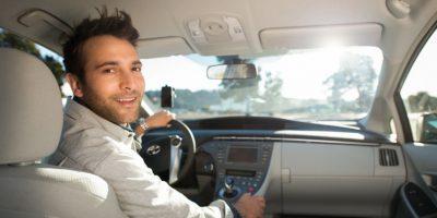 11- RASTREEN TODOS LOS VIAJES DE PRINCIPIO A FIN. Foto:Uber