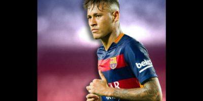 2. Neymar Foto:Vía facebook.com/neymarjr