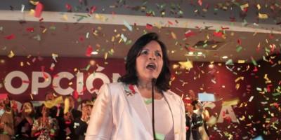 JCE niega reconocimiento a partidos de Minou Tavárez y Soto Jiménez