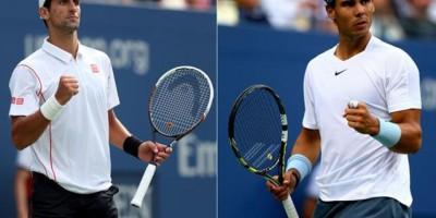 Djokovic conquista título 60 de su carrera, tras ganarle a Nadal