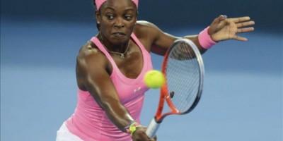 La estadounidense Stephens gana en Auckland el segundo título de su carrera