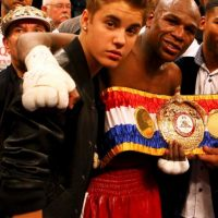"""Bieber es inseparable de """"Money"""" e incluso se convirtió en su """"amuleto"""". Foto:Getty Images"""