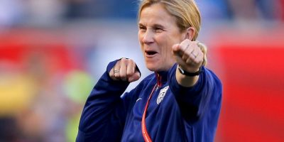 Jill Ellis (Estados Unidos) Foto: Getty Images