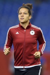 Celia Sasic (Alemania) Foto: Getty Images
