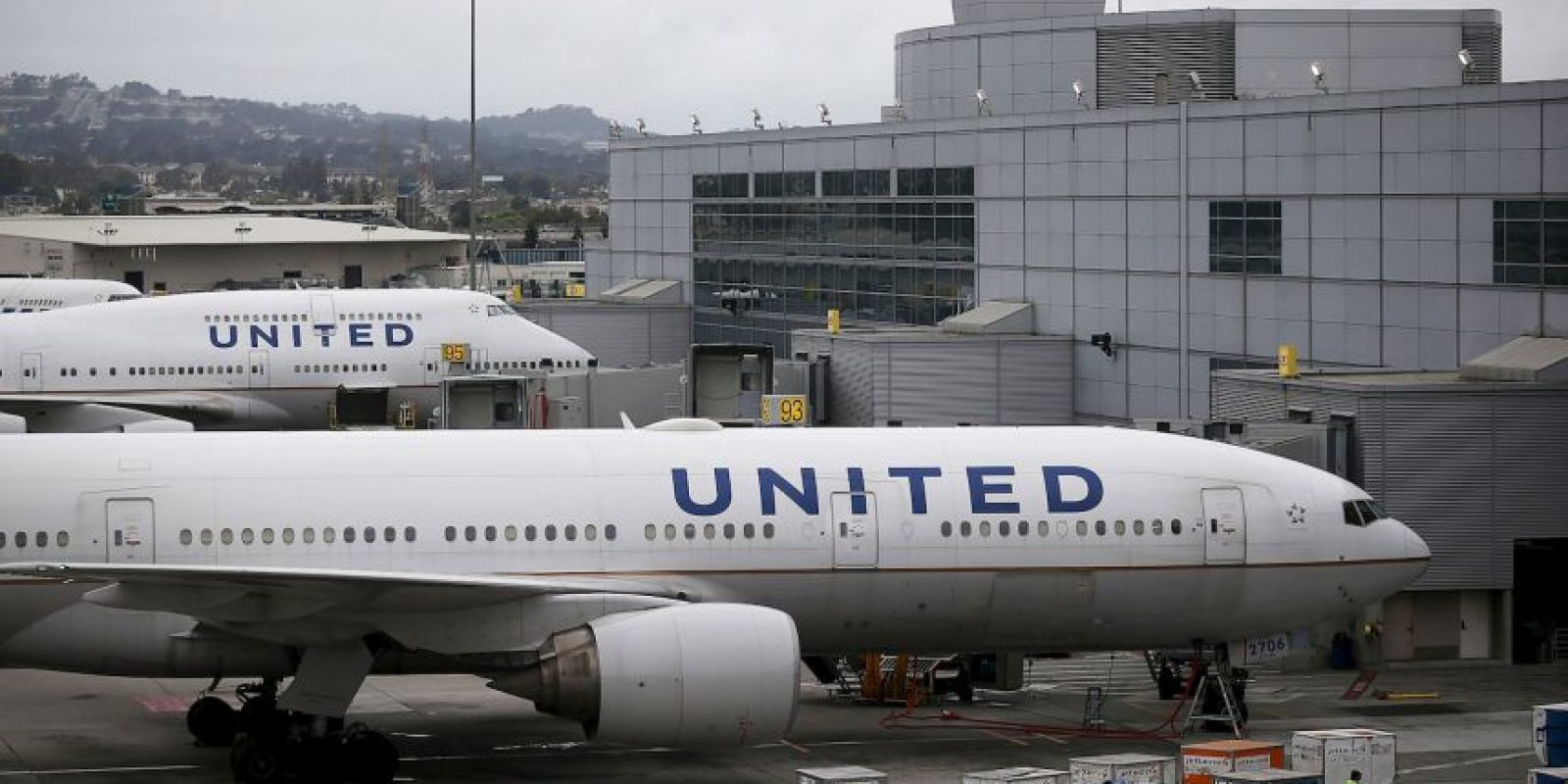 Aviones. Foto:Getty Images