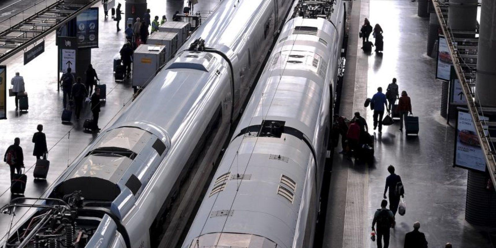 Los vagones más seguros se encuentras detrás del segundo, pero cuando se trata de descarrilamientos las personas que menos riesgo corren se ubican en el punto medio del tren. Foto:Getty Images